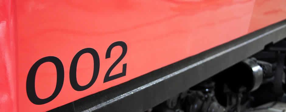 Conoce nuestros proyectos en el sector ferroviario